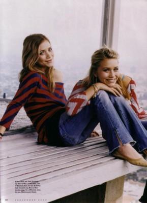 Olsen Twins poster G10034