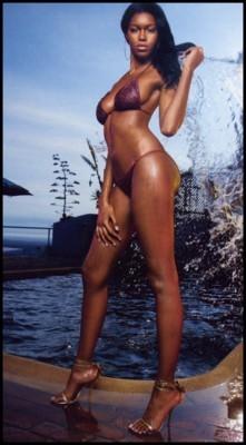Jessica White poster G100883