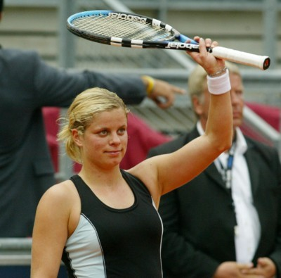 Kim Clijsters poster G101531