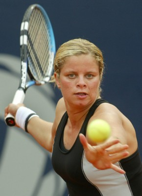 Kim Clijsters poster G101535