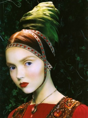 Lily Cole poster G102024