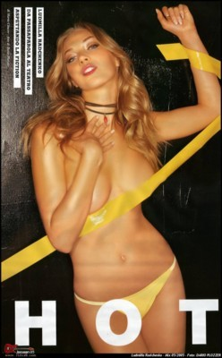 Ludmilla Radchenko poster G102244