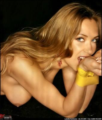 Ludmilla Radchenko poster G102250