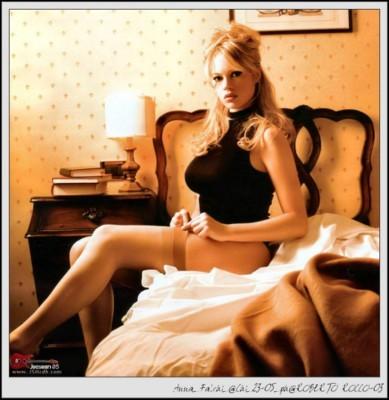 Anna Falchi poster G109213