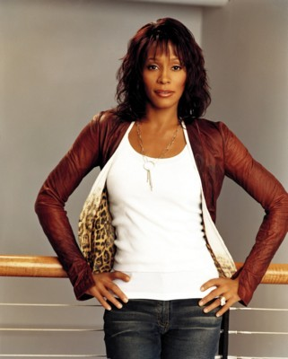 Whitney Houston poster G11618