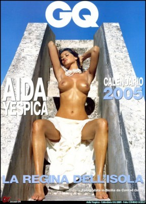 Aida Yespica poster G118361