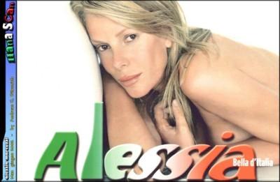 Alessia Marcuzzi poster G118379