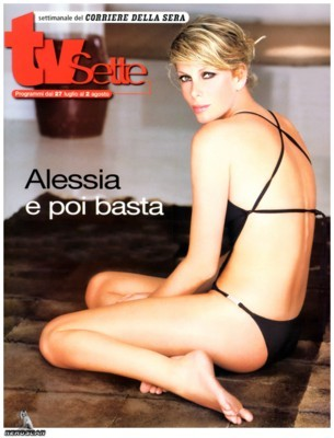 Alessia Marcuzzi poster G11842
