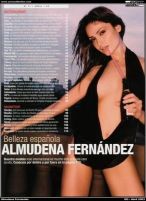 Almudena Fernandez poster G11870