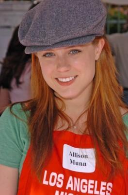 Allison Munn poster G121156