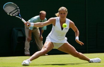 Kim Clijsters poster G122407
