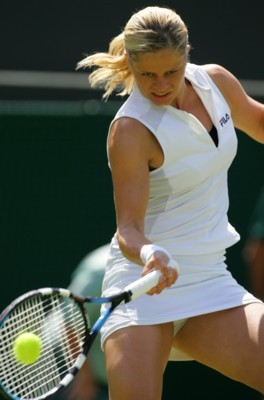 Kim Clijsters poster G122410
