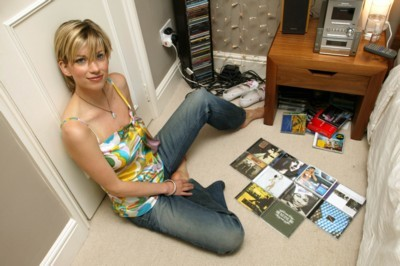 Claire Goose poster G123380
