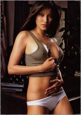Kelly Hu poster G124254