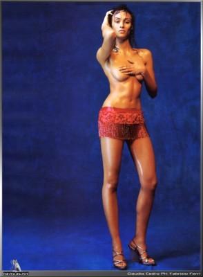 Claudia Cedro poster G12552
