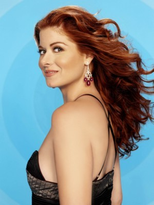 Debra Messing poster G128134