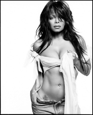 Janet Jackson poster G132075