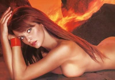 Izabela Scorupco poster G139504
