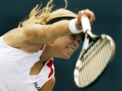 Kim Clijsters poster G144069