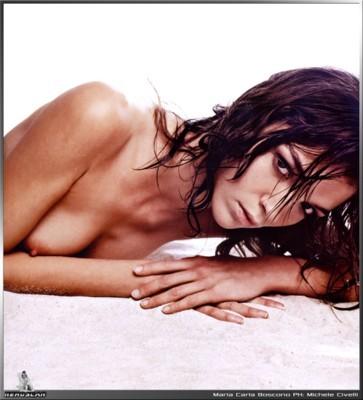 Maria Carla Boscono poster G14618