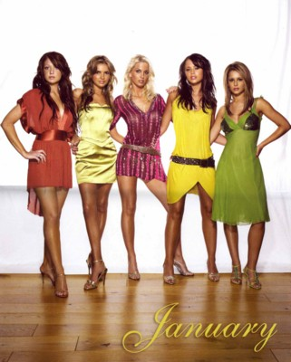Girls Aloud poster G153823