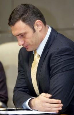 Vitali Klitschko poster G156305