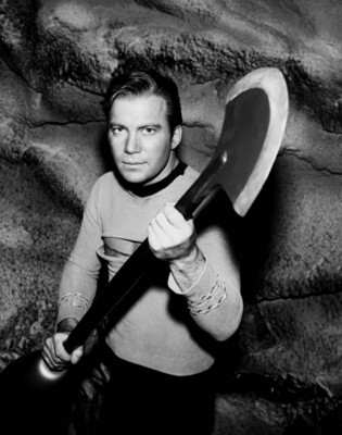 William Shatner poster G156535