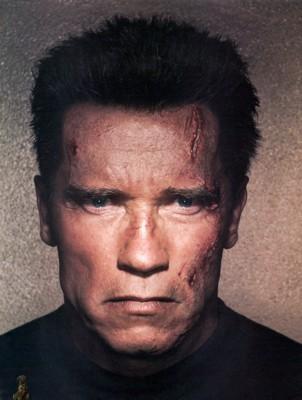 Arnold Schwarzenegger poster G15788
