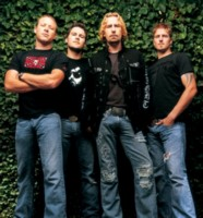 Nickelback picture G160166