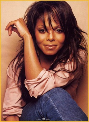 Janet Jackson poster G16140