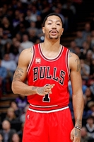 Derrick Rose picture G1684606