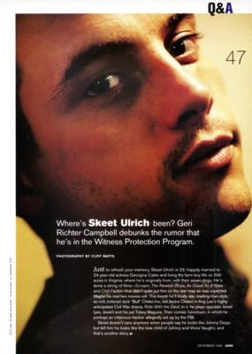 Skeet Ulrich poster G173126