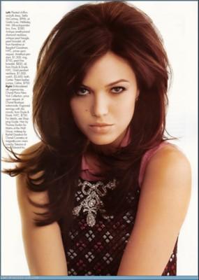 Mandy Moore Elle poster G179482