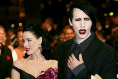 Marilyn Manson poster G181159