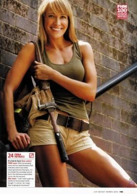 Erika Heynatz poster G19473