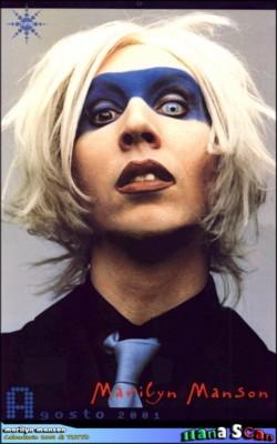 Marilyn Manson poster G19882
