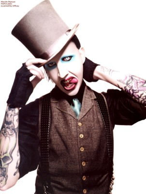 Marilyn Manson poster G19884