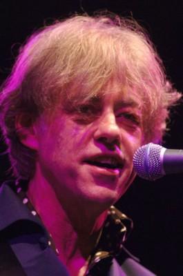 Bob Geldof poster G200434