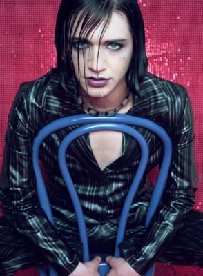 Brian Molko poster G200485