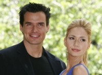 Ashley Jones & Antonio Sabato picture G205290