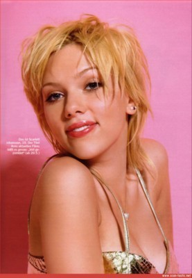 Scarlett Johansson poster G20532