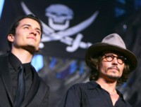 Johnny Depp & Orlando Bloom picture G209670