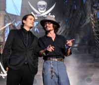 Johnny Depp & Orlando Bloom picture G209673