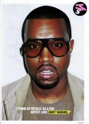Kanye West poster G209943
