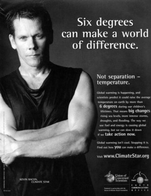 Kevin Bacon poster G210294