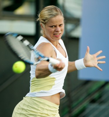 Kim Clijsters poster G210317