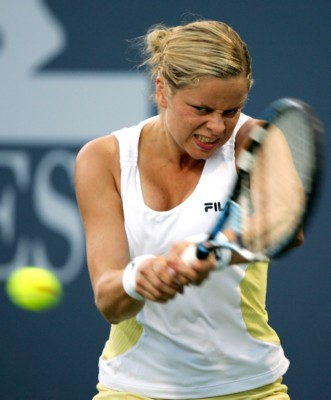 Kim Clijsters poster G210319