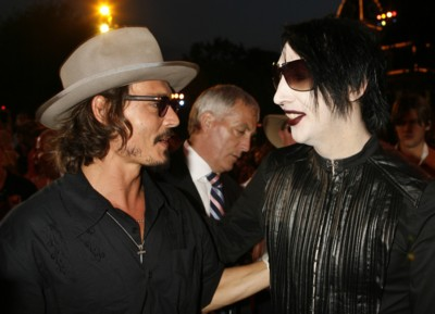 Marilyn Manson poster G211572