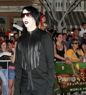 Marilyn Manson poster G211576
