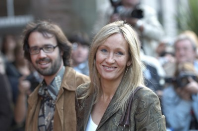 J.K. Rowling poster G215473